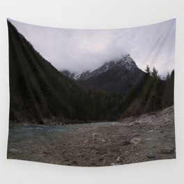 Koritnica River Wall Tapestry
