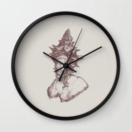 Haute Coiffure  /#3 Wall Clock