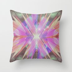 COSMIC NATURE Throw Pillow