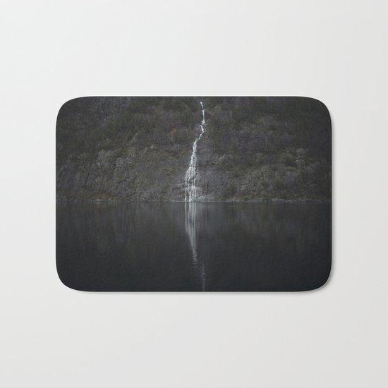 Waterfall (The Unknown) Bath Mat
