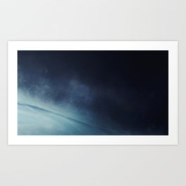 Winter Chill Art Print