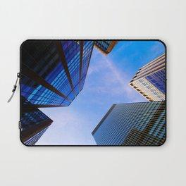 NY sky Laptop Sleeve