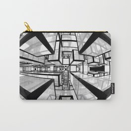Mathroom sci-fi artwork Carry-All Pouch