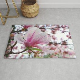 magnolia jubilee Rug