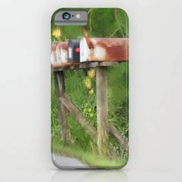 You Have Mail iPhone Case