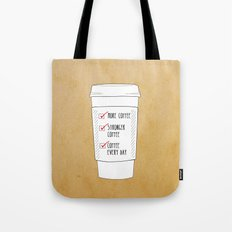 (More) Coffee Tote Bag