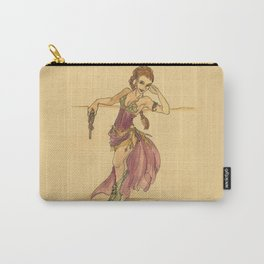 Steampunk Slave Leia Carry-All Pouch