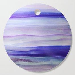 Purple Mountains' Majesty Cutting Board