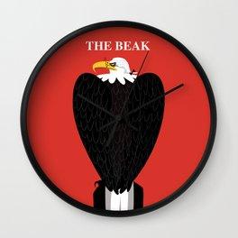 The Beak Wall Clock