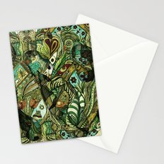 Journey thru the mind to see what makes you shine Stationery Cards