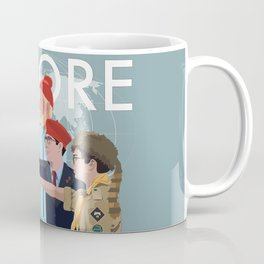 LIFE RUSHMOONRISE Coffee Mug