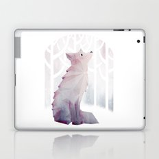 Fox in the Snow Laptop & iPad Skin