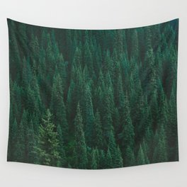 deep woods. Wall Tapestry
