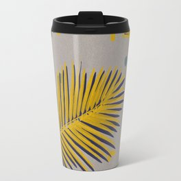 Palm leaf 1 Travel Mug