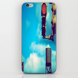 NYC Traffic Light iPhone Skin