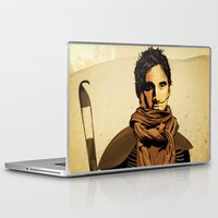 dune Laptop & iPad Skins featuring DUNE by Storm Media