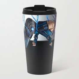 Manga cyberpunk Travel Mug