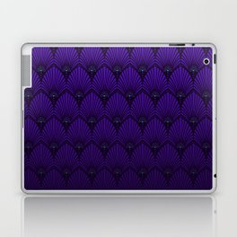 Variations on a Feather II - Raven Wing Laptop & iPad Skin