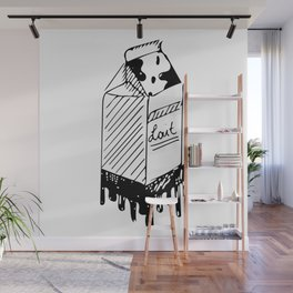LAIT/MILK Wall Mural