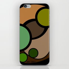The Browns Of Life iPhone Skin