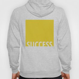 Succes Golden Matte Color Hoody