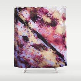 Autumn Koi Shower Curtain