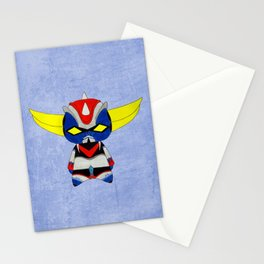 A Boy - Grendizer aka Goldorak Stationery Cards