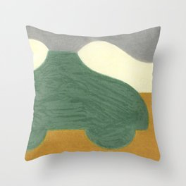 The Onion Soup Car Throw Pillow