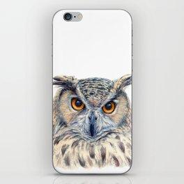 Eage Owl CC1404 iPhone Skin