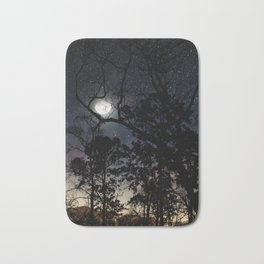 Dark Forest Bath Mat