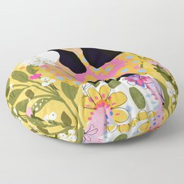 Jungle Freedom Floor Pillow