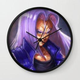 The Future's Defender Wall Clock