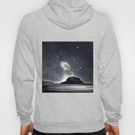 Island in the sea of eternity Hoody