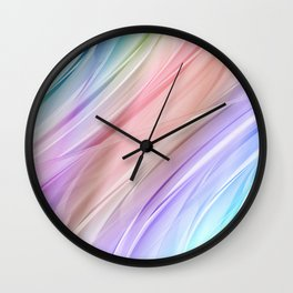 Color gradient 26 Wall Clock