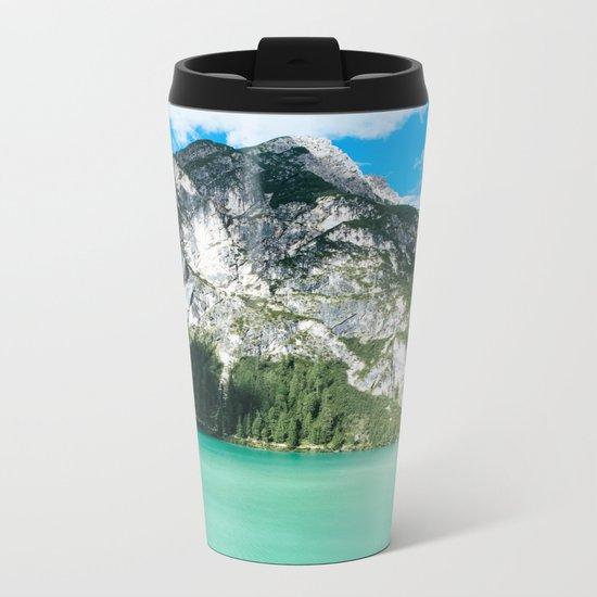 Will You Wait For Me? Metal Travel Mug