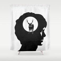Hannibal - Apéritif Shower Curtain