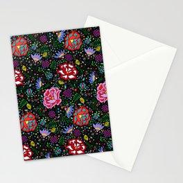 Flores de Arte Stationery Cards
