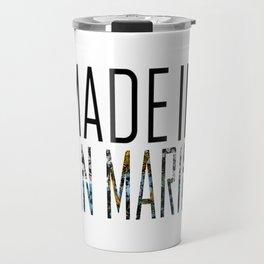 Made In San Marino Travel Mug