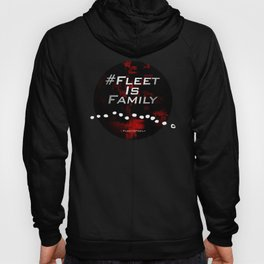 FLEET IS FAMILY Hoody