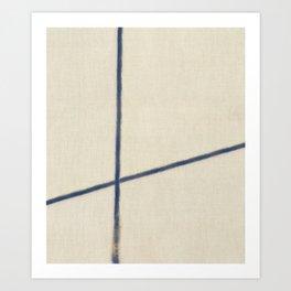 Tightrope 5 Art Print
