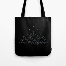 The Night Court insignia from A Court of Frost and Starlight Tote Bag