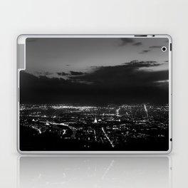 Torino wears black Laptop & iPad Skin