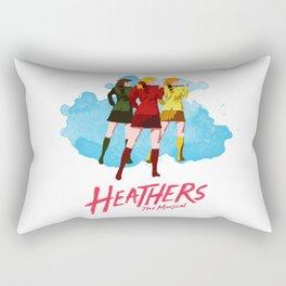 Heathers Minimalist Rectangular Pillow