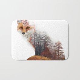 Misty Fox Bath Mat