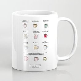 Coffee of Gilmore Girls Coffee Mug
