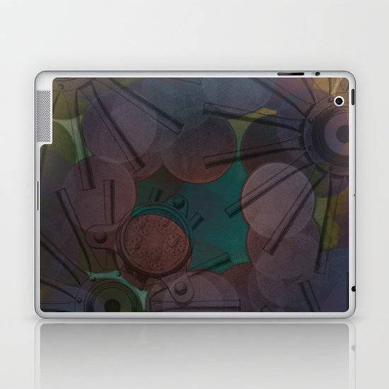 Gears Laptop & iPad Skin