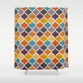 Moroccan Fall 2 Shower Curtain