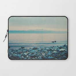 as the sun goes down ... Laptop Sleeve