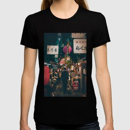 "PHOTOGRAPHY ""Typical Japan Street"" T-shirt"