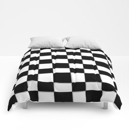Checked Out Comforters